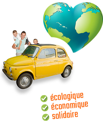covoiturage scolaire ecolo et solidaire