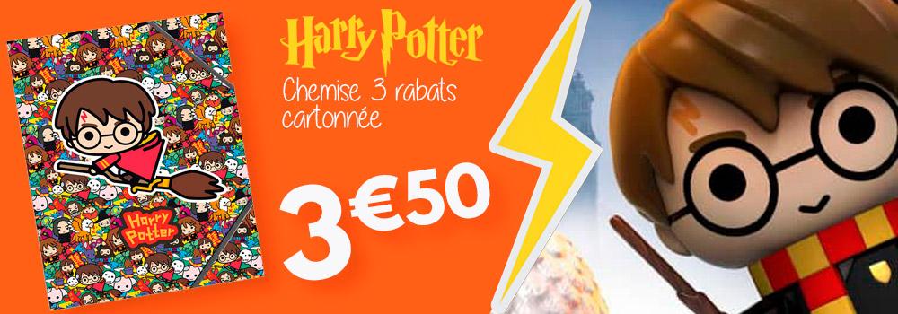 Chemise-a-rabats-HARRY-POTTER-Chibibi-Balais-Magique-carton