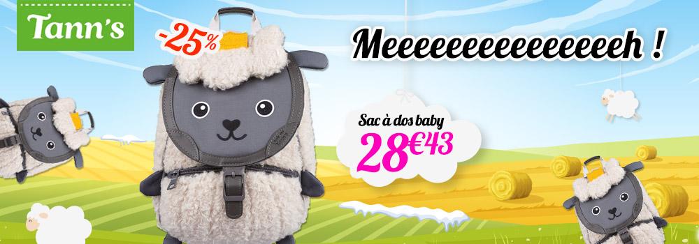 Sac-à-dos-baby-TANNS-Le-Mouton