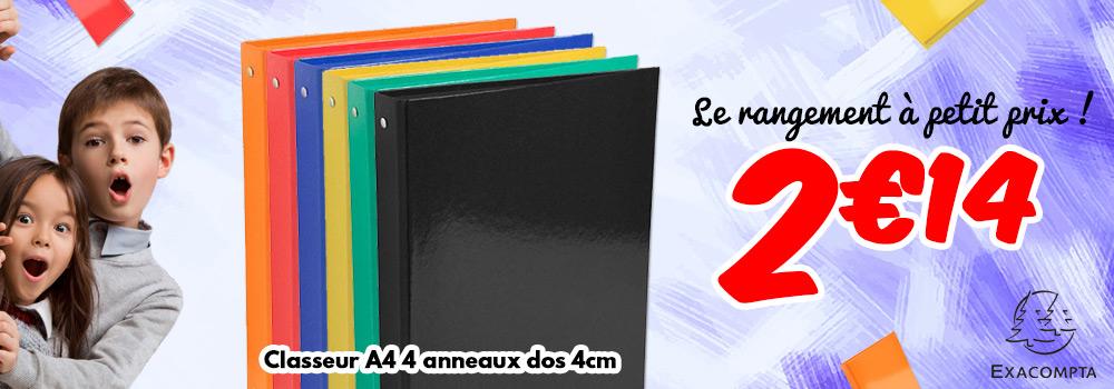 Classeur-A4-EXACOMPTA-4-anneaux-dos-4cm