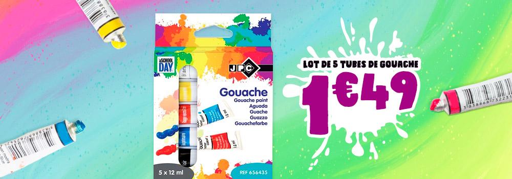 Lot-de-5-tubes-de-gouache-JPC-Crée'Up