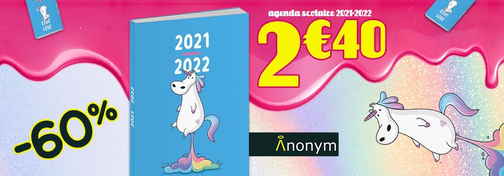 Agenda-scolaire-anonym-Unicorn-Poo