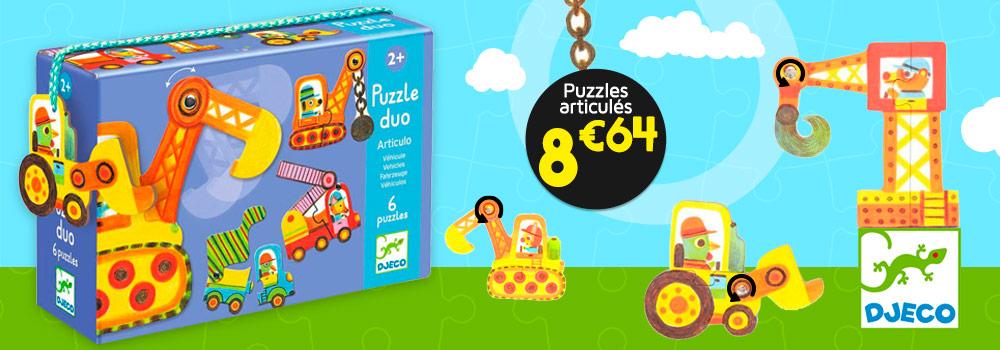 Puzzle-duo-articulo-véhicules-DJECO