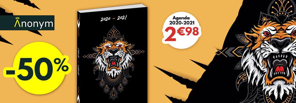 agenda-scolaire-anonym-Wild-Tiger