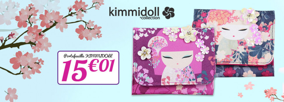 Portefeuille-KIMMIDOLL