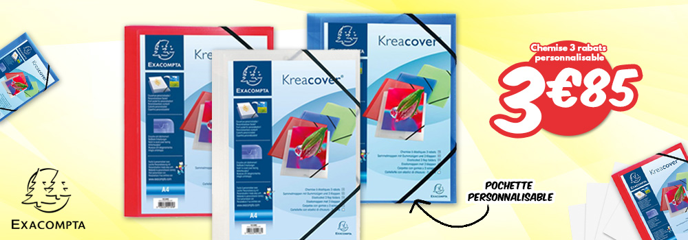 Chemise-3-rabats-personnalisable-EXACOMPTA-Kreacover