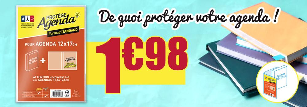 Protège-agenda-12x17-EXACOMPTA-Transparent