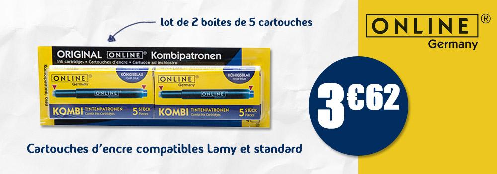 CARTOUCHES-ENCRE-compatible-lamy