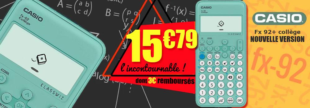 calculatrice-fx92