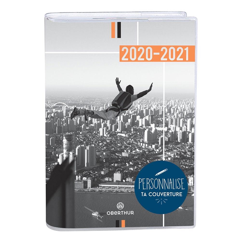 Calendrier Personnalisable 2021 Agenda personnalisable OBERTHUR Sport Urbain 2020/2021 : Chez
